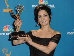Archie Panjabi Wins Emmy: THE GOOD WIFE (CBS)