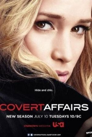 COVERT AFFAIRS (USA)