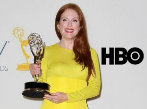 Julianne Moore Wins Emmy: GAME CHANGE (HBO)